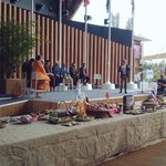 I paesi di #Expo2015 partecipano a #food4spirit portando il loro cibo tradizionale. http://t.co/Y8D8vAJ1uJ
