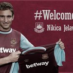 BREAKING: West Ham United are delighted to confirm the signing of Croatia striker Nikica Jelavic #WelcomeNikica http://t.co/p6rSZRRLDk