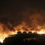 Мощный взрыв прогремел на химическом предприятии в Китае. http://t.co/220xF2prD2 http://t.co/3PHzF5wZk4