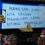 """I MISS YOU *pabebewave*"" @aldenrichards02  Sasagot na yan @mainedcm Yikiee! Use MAINE in a sentence :D #ALDUBBaeYaya http://t.co/aZgVNqlELb"