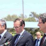 Πρώτη συνάντηση ηγετών μετά το καλοκαίρι #Cyprus  http://t.co/Keo6BTsT0h @sfairika @MarilenaEvan @nicholasgeo http://t.co/jSbulQitR8