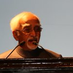 The #1965War was inflicted on India by Pakistan: Vice President Hamid Ansari http://t.co/ZYJcsTUsHS