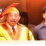 Sri Mahesh Gupta, Chairman , @KentROSystems received Honorary Doctorate from @SriSriU #SriSriAtSSU @SriSri http://t.co/YFhk6K6trE