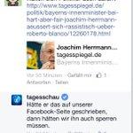Joachim Herrmann, analoger Troll. http://t.co/QIAPN9ekBf