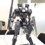 The plastic model of Sahelanthropus by KOTOBUKIYA. It can be change to both REX & human shaped. Awesome made. http://t.co/XyTn04Vw3u