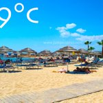 This is how we welcome #September in #Cyprus! 39°C today~ Its still #summer here! http://t.co/FMC0hlWmtp