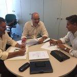En @DIPGRA trabajando con nuestros diputados de @CsGranada. @RaulCsGr y @paco_rguezrios trabajando por #Granada. http://t.co/3jyYHCk5LE
