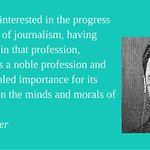 #Quote of the Week by Joseph Pulitzer. Visit our site to read the latest big stories! http://t.co/nzFa9sSBFH #Cyprus http://t.co/i6zhVr9dfl