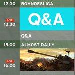 Was ist grün und weiß Bescheid? Der Tagesplan für den heutigen Dienstag. Ha. #rbtv http://t.co/uXhcNDhMtt