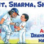 #Amul Topical : Sri Lanka vs India on-field spats! #INDvsSL http://t.co/qOIenI4Yxa