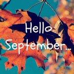 1 сентября - Первый день осени. Всем удачи в сентябре! http://t.co/2rtef8Zn0T