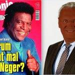 """Niemand ist ein """"wunderbarer Neger"""". Wir sind alle Menschen. Hautfarbe egal. #Neger #Herrmann #hartaberfair http://t.co/Qtmz2ImxwN"""