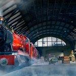 The Hogwarts Express leaves at 11 oclock! Whos visiting Platform 9 ¾ today? #BackToHogwarts http://t.co/lgONDngsS7