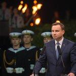 .@AndrzejDuda: Polska zawsze stała po właściwej stronie → http://t.co/dtkKwNuHli http://t.co/fR7ZP07h3i