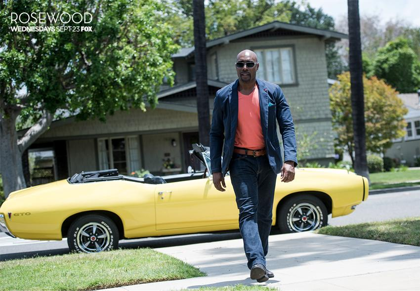 Cannot wait. @Morris_Chestnut on @RosewoodFOX  Sept 23 8/7c  Right before @EmpireFOX  #thislineupiscrazy #Wedsison
