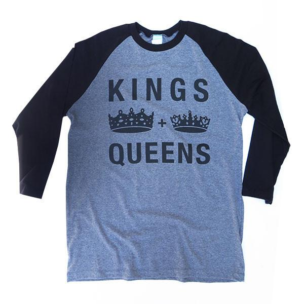 RT @MARSStore: ???? Stay cozy this season with a Baseball Tee fit for #KingsAndQueens, available in S, L + XL! — http://t.co/A2NSn5AwzO http:/…