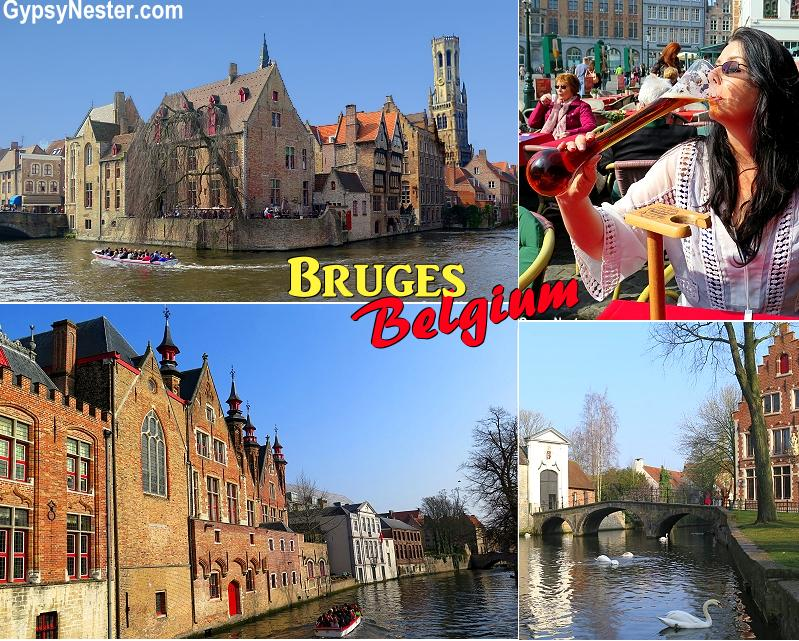 We love this town! Can a place be both cute & quaint? https://t.co/5NIbOo33Cc #travel #Belgium #bruges #tni https://t.co/hePae99GBM