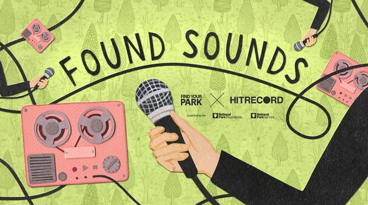 RT @hitRECord  RECord some sounds & add 'em to this song we're making together: http://t.co/N9HWUU7Zya #FindYourPark http://t.co/BjZCxNZoeA