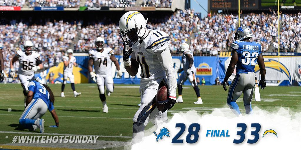 CHARGERS WIN!! ⚡⚡⚡ http://t.co/S8yjEHiRGJ