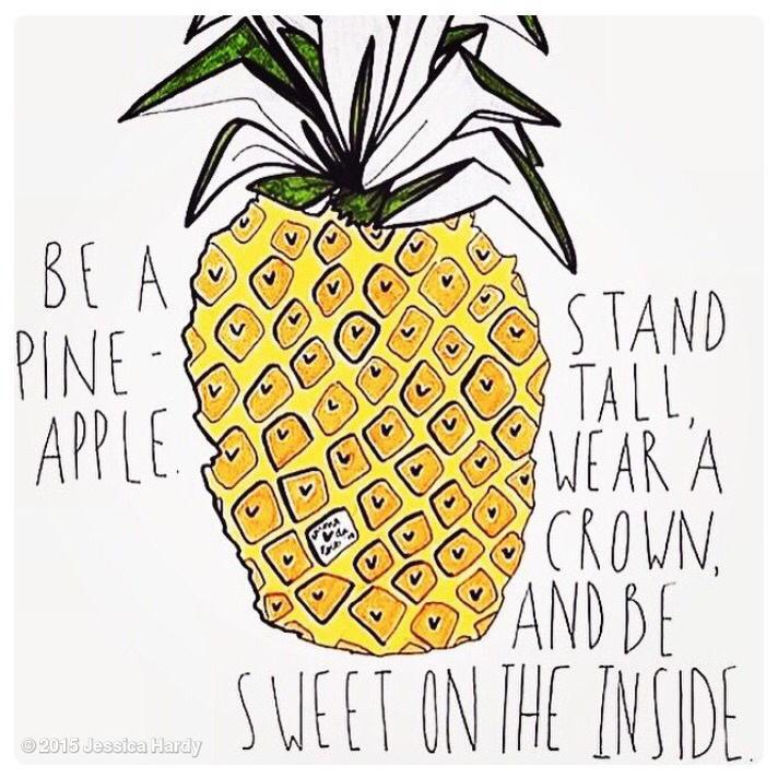 Be a pineapple. http://t.co/vgE58xwEUU