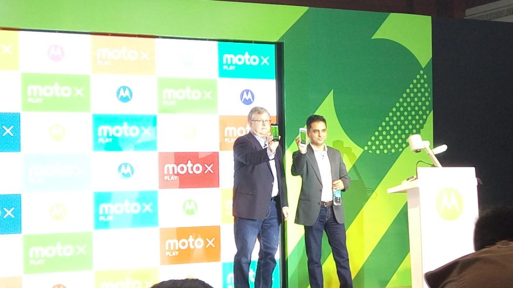 Moto X Play launched in India! http://t.co/AP0o4c0i4q
