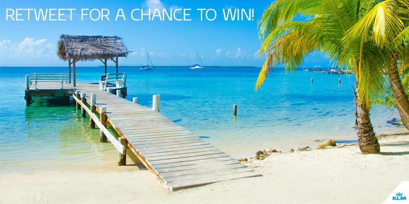 WIN! Follow us & retweet for your chance to win tickets to Panama! #KLMtoPanama Ends 21/09. http://t.co/D5O04leDN2 http://t.co/0OQO1yFh5W