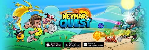 Neymar será protagonista de seu próprio game e conta com uma parceria de peso!  http://t.co/80ZZzH3hNR http://t.co/2R8Pa2BuYh