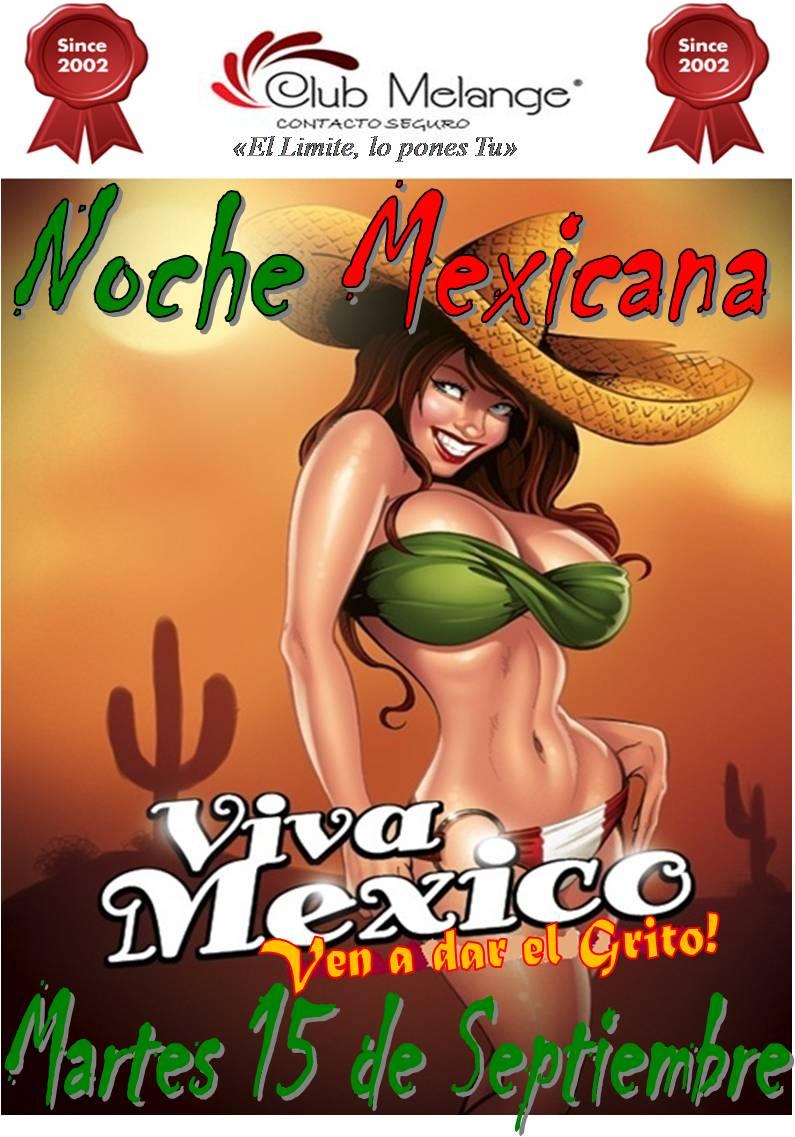 Club Melange (@ClubMelange): MARTES 15 de sept: baile calabaceado (cambio de pareja) huapangos, norteñas, tequilas y grito de todos en