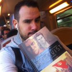 RT @phoenix_elvis: @Alyssa_Milano I'm reading #HACKTIVIST in my train before going to work #Sve_Urs3LF ❤️ http://t.co/5pGlwRKr7z