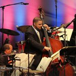 RT @nytimesarts: Nearly every note from the bassist Carlos Henriquez has its moral priorities straight. http://t.co/OdAjLDZ9mU http://t.co/…