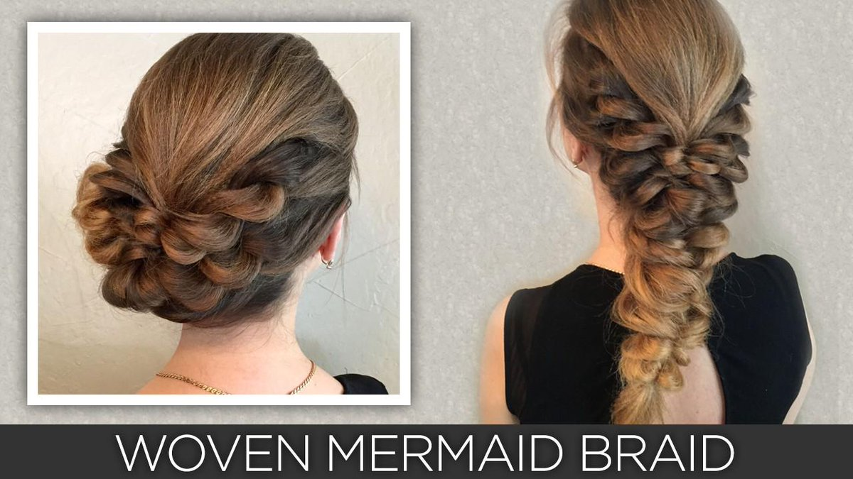 For all those #mermaid wannabes, a great #braid tutorial from @Fave4Hair & @lalasupdos >>> http://t.co/WI9K8N1PvW http://t.co/S4pXMg719m