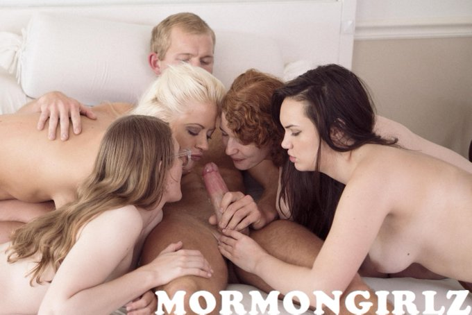 Секс Молодых Мормонов