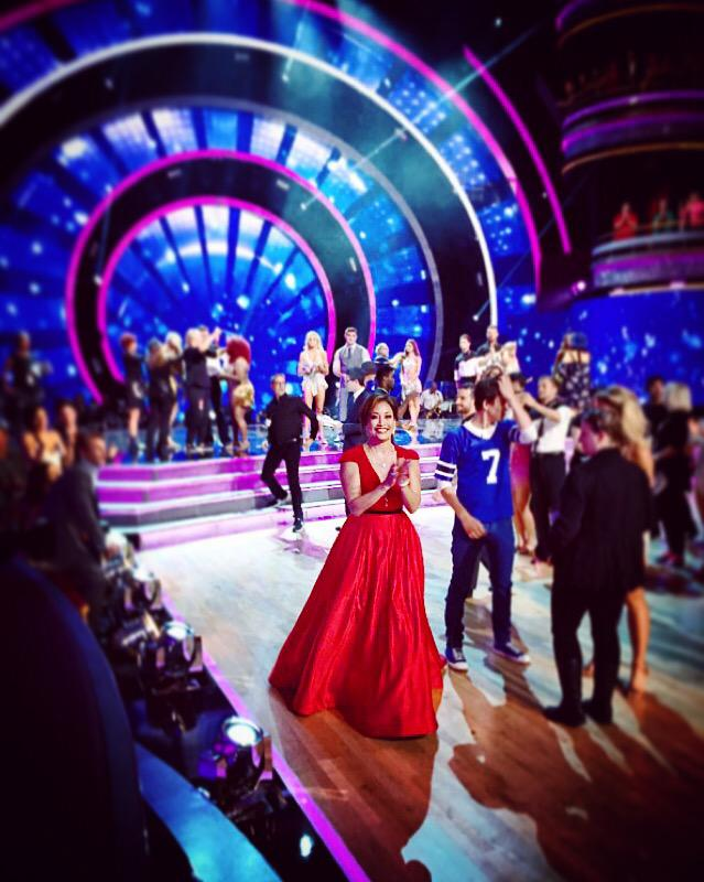 Wow!! What an amazing night. Some of those dances blew me away and it's only week 1! @DancingABC #DWTS #DWTS21 http://t.co/y2Woa6AOJf