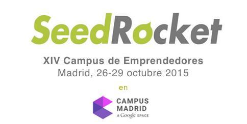 Abrimos convocatoria XIV Campus de Emprendedores con grandes mentores+casos de éxito http://t.co/LlLapYcbTV http://t.co/44SjxIYHRg