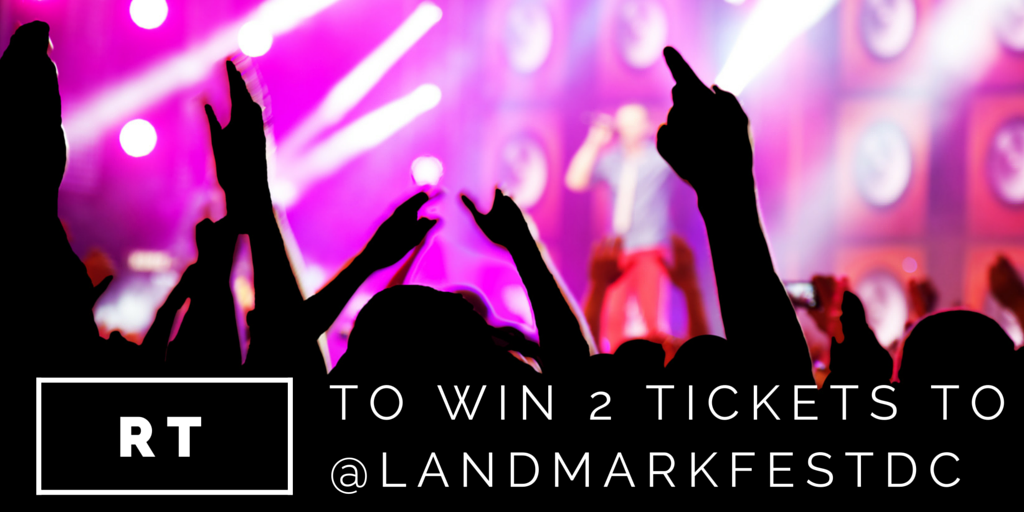 Who wants to see Drake, The Strokes & more @landmarkfestdc? RT for your chance to win 2 tickets! #LandmarkFestDC http://t.co/TTDk4COIwh