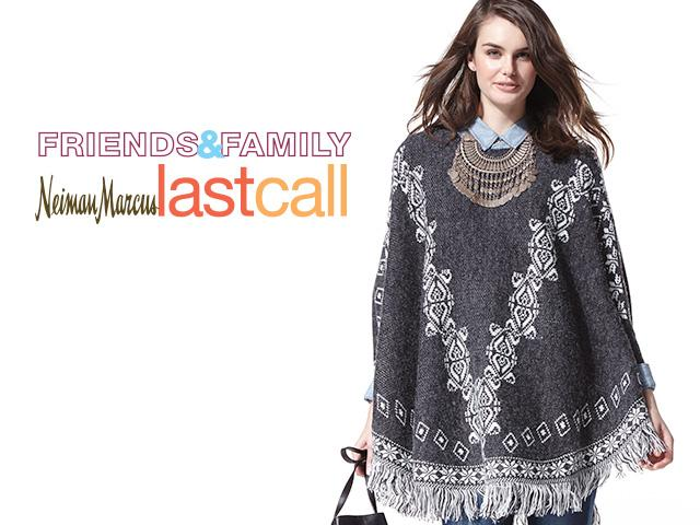 Friends&Family Event: Extra 30% off everything; extra 40% with NM credit card & code EXTRA40 http://t.co/KJMDBINUXa http://t.co/8EcJrBUtUQ