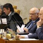 Quatro ministros do STF votam para que governo libere R$ 2,4 bi para presídios. http://t.co/GKdBZ3dm6Z http://t.co/QscmsnMHRW