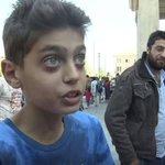 Este menino sírio tem um recado curto e grosso para o mundo > http://t.co/eNpjM1i9xT http://t.co/lOeiffdQ0I