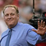 Curt Schilling will not appear on @espn for the remainder of the regular season: http://t.co/siIsxapP4W http://t.co/5trm4Un8j5