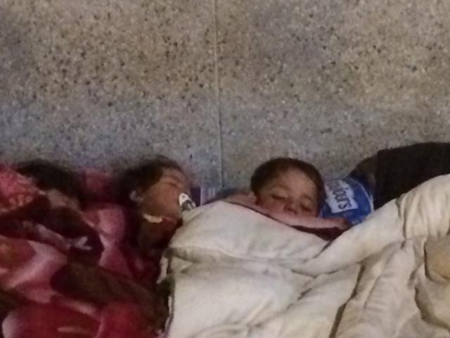 Where my kids aren't sleeping tonight... in the #Keleti railway station in #budapest #migrants http://t.co/zmF95qLBam