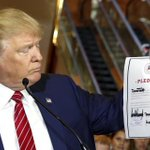 Donald Trump pledges to forgo third-party run if not selected GOP nominee http://t.co/IvYQHiVKpW http://t.co/UMpWUJpsFn