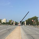 As a reminder, this is your best view of where the pope will be on the Parkway w/o a ticket. http://t.co/feVTLPyYAi http://t.co/Bo6Cdl94uB