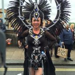 Here is a photo of me in my costume #Carnival2015 #EBHour http://t.co/BVmgmPDNJd