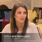 .@FeizaK, militante associative à Nice : «C'est très rare que les réfugiés nous disent vouloir rester en France» http://t.co/sXuRwSPUMu