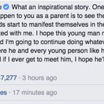Obama left a pretty personal Facebook comment on this Humans of New York photo from Iran http://t.co/CmSe5qXwSA http://t.co/kcQVp2cm24