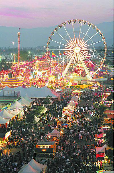 The #LACountyFair starts tomorrow! Getting ready for all that deep fried goodness.