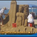 Sand sculptors go head-to-head Labor Day Weekend for the annual U.S. Sand Sculpting Challenge http://t.co/iRj380vdaV http://t.co/Odf1UDXmDB