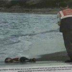 Foto de menino sírio morto em praia da Turquia gera comoção na Europa http://t.co/7zbvd6ckRJ http://t.co/RRcPnk9eev