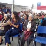 Alcaldesa @karen_rojov en certamen comunal de cueca en Casa Norte del Adulto Mayor. http://t.co/sKEDFEqm3k