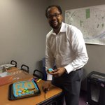 Happy Birthday to our Chief of Staff @LJaredBoyd!!! Thank you for your service! Enjoy your day! http://t.co/ZSJltzAqQv